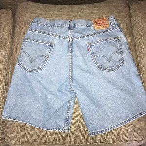"""Levi's Shorts - Levi's Vintage Men's 550 Jean Shorts Size 36"""""""